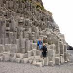basalt columns at vik