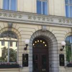 Grand Hotell Hornan Foto