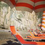 Arienzo Beach, below Rifugio degle Dei