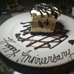 Our server Oli made our 25th anniversary special with exceptional friendly service and warm aloh
