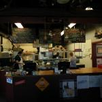 Inside of Chesters BBQ