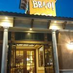 Bravo front entrance