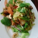 Moo Grob salad.Aroy maak maak! :-)