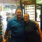 Boss Frog's: DAVE IS THE BEST!!! Glad we got to talk with you, we had the BEST EXPERIENCE SNORKE