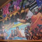 Applebees Valdosta wall mural