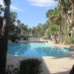 Swimming Pool Area, Tahiti Vacation Club, Las Vegas, NV