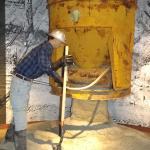 Building the John Day Dam, an exhibit at the SAGE Center