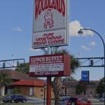 Woodlands restaurant in Orlando