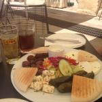 From Athens with Love platter