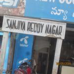 Near by the Sanjiya Reddy Nagar
