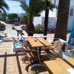 Terrace Bar Los Molinos