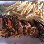Best prawns in Africa!!