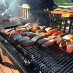 That's how salmon should be cooked