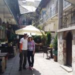Old Town Foto