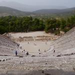 Teatr w Epidauros