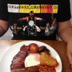 Best breakfast for miles 👍👍👍