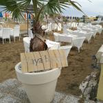Ingresso Playa Beach... c le vostre cene romantiche a lume di candela direttamente in spiaggia..