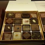 selection of DeBrand awesome chocolates!!