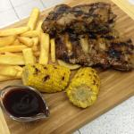 rack of beef ribs