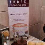 Фотография Franx Continental Cafe