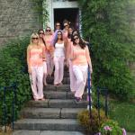 A memorable hen weekend spent at Glebe House