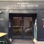 Photo de BEST WESTERN La Villa Des Artistes