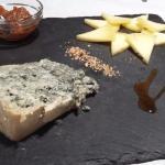 El queso de la espicha, buenisimo