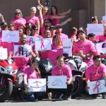 Business People 4 Breast Cancer Team