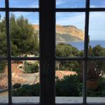 """View from """"Le Cap"""" Room"""