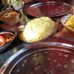 Beef Vindaloo and Lamb Korma