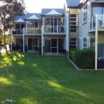 View of Sebel apartment.