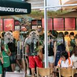 Starbucks Kluang Mall
