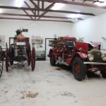 Old Depot Museum - Firefighting display
