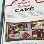 Foto de Actor's Corner Cafe'