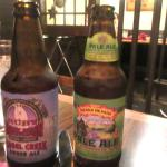 Beers, Cell Block Steak House, Ely, Nevada