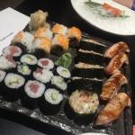 sushi & aburi