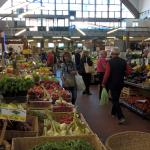 Market in Sanremo