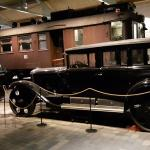 Even cars used to operate on rails