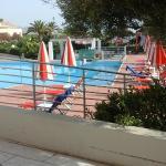 Santa Marina Beach Hotel Photo