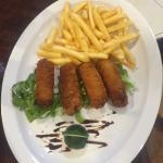 Excelente comidas y atención‼️