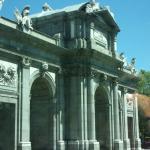 Gate, near Lhardy,off Carrera de San Geronimo, 8