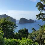 Some of the pristine wilderness on American Samoa
