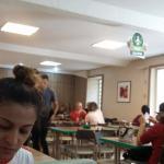mesas coletivas