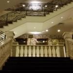 Impressive entrance lobby