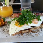 Breakfast was SO YUM!