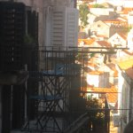 Balcony & view Apartment no 2