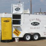 Mobile BBQ - Watch for Unc's BBQ at local events - Longview, TX