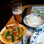 Duck curry. Yum.