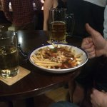 Poutine and Beer - Crowded by Whippersnappers