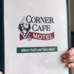 Corner Cafe Menu from Michigamme Restaurant